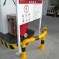 �S家供��加油站防撞柱 U型�管防撞柱 河南防撞�谂��l�管警示柱